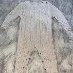 Baby Gap Cable-Knit One Piece